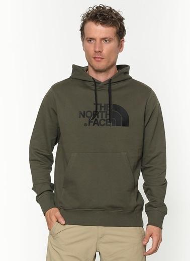 The North Face Sweatshirt Yeşil